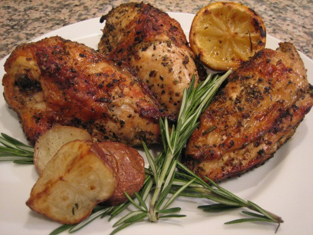 Grilled Grecian Chicken 014