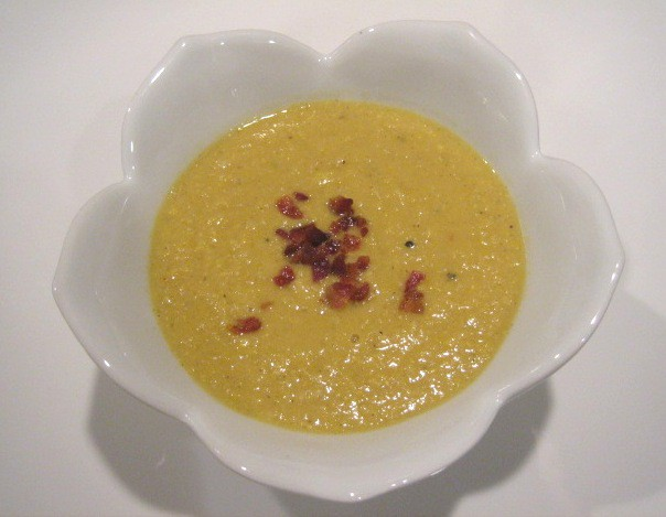 corn soup