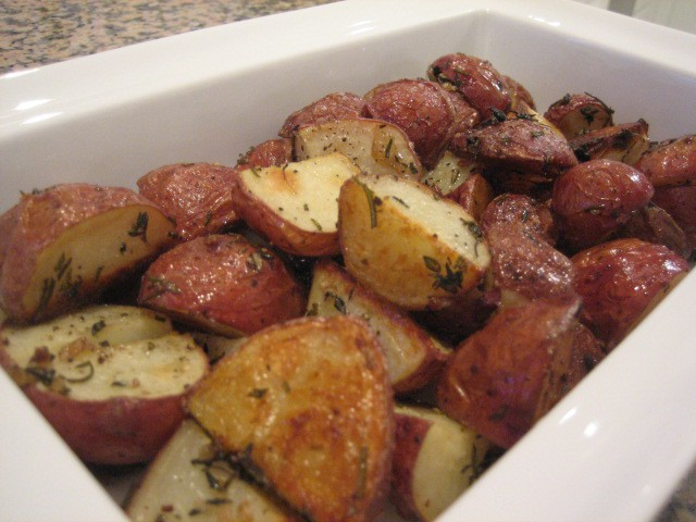 ... roasted red potato wedges ingredients 3 lbs small red potatoes