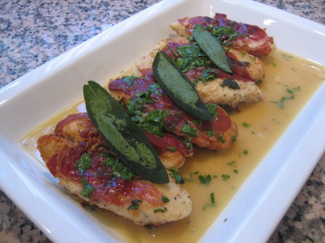 Chicken Saltimbocca1