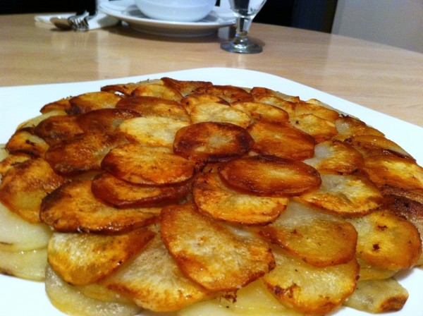 Pommes Anna Potatoes