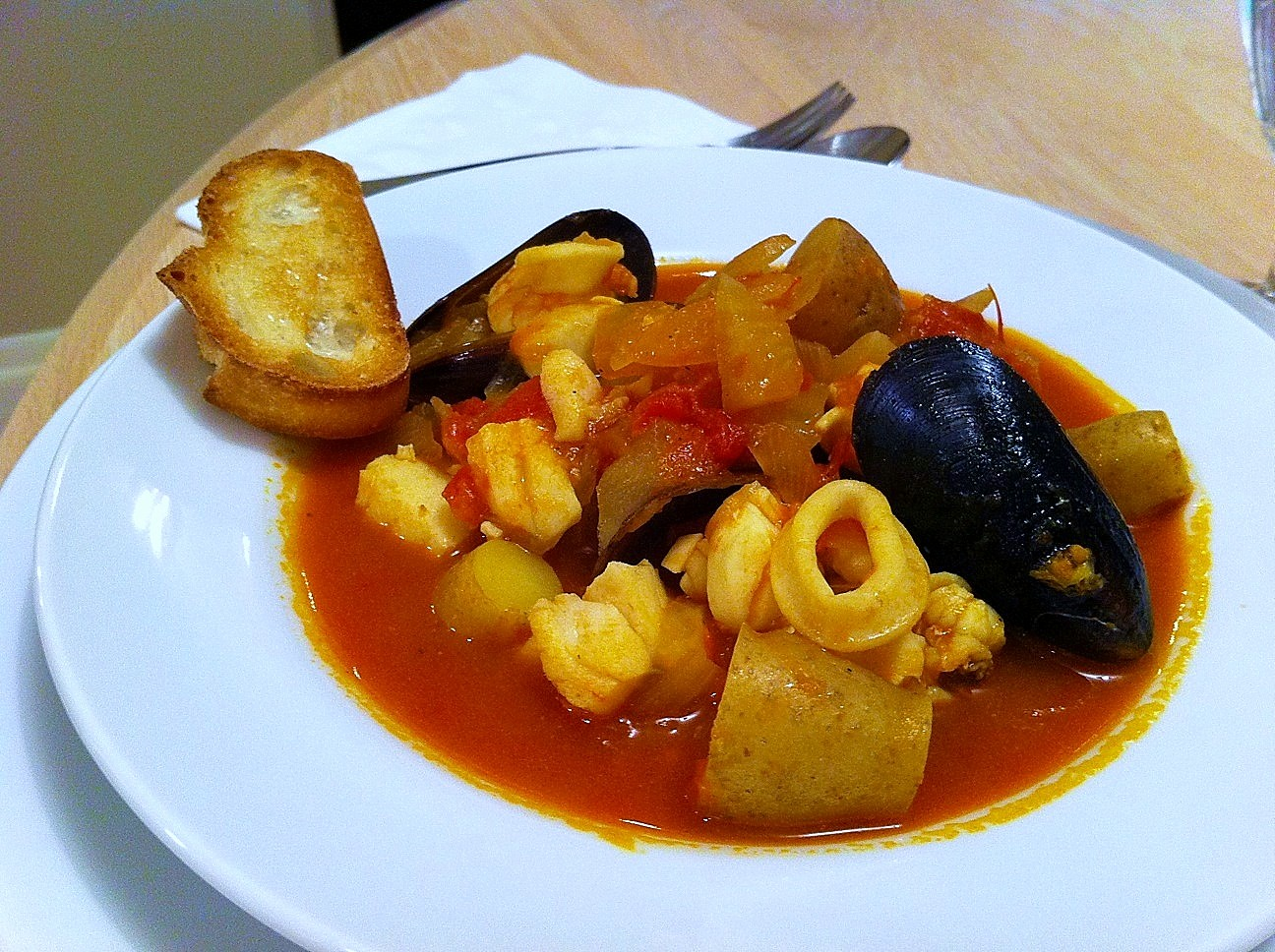 Seafood bouillabaisse recipes 7000 recipes for French fish stew