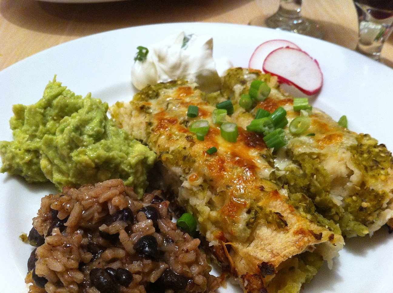 verdes chicken enchiladas mom s chicken enchiladas chicken enchiladas ...