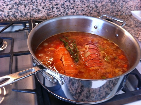 bouillabaisse fish stock