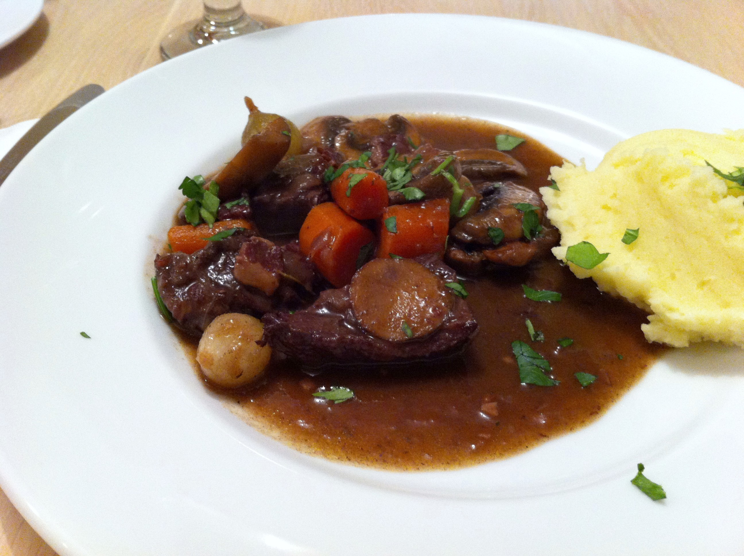 Beef Bourguignon Recipe — Dishmaps