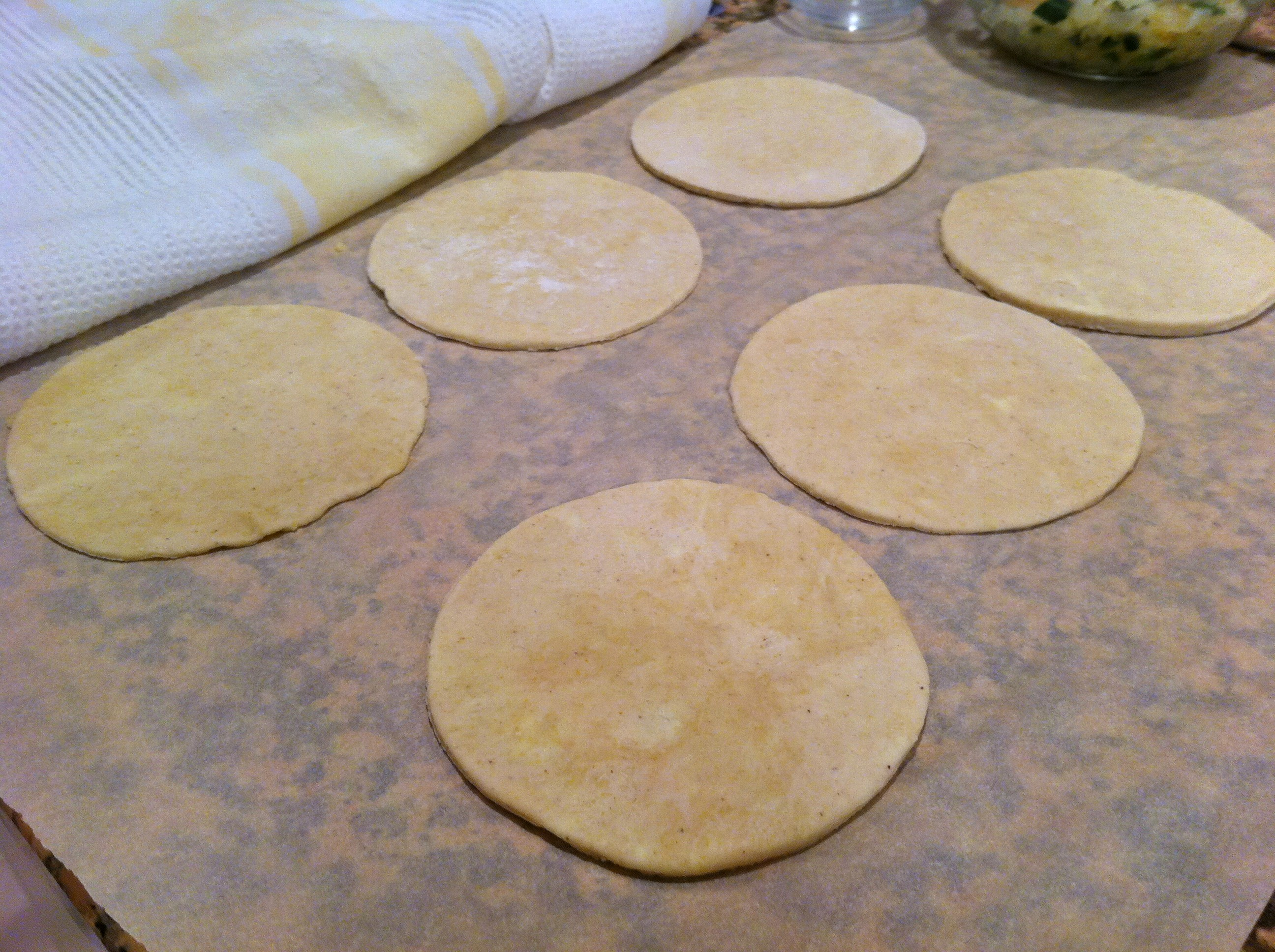 ... empanada dough preparation ilocano style empanada dough empanada dough