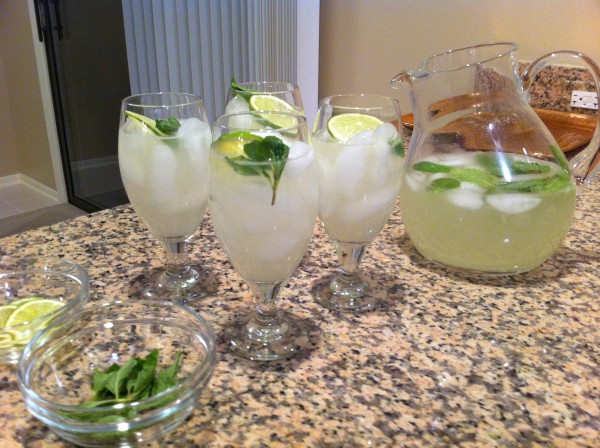 mojitos