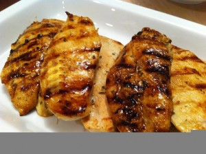 Grilled lemon chicken 300x224 Grilled Lemon Chicken Filets