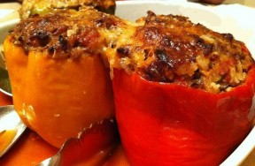 Stuffed Peppers7 288x188 Stuffed Bell Peppers